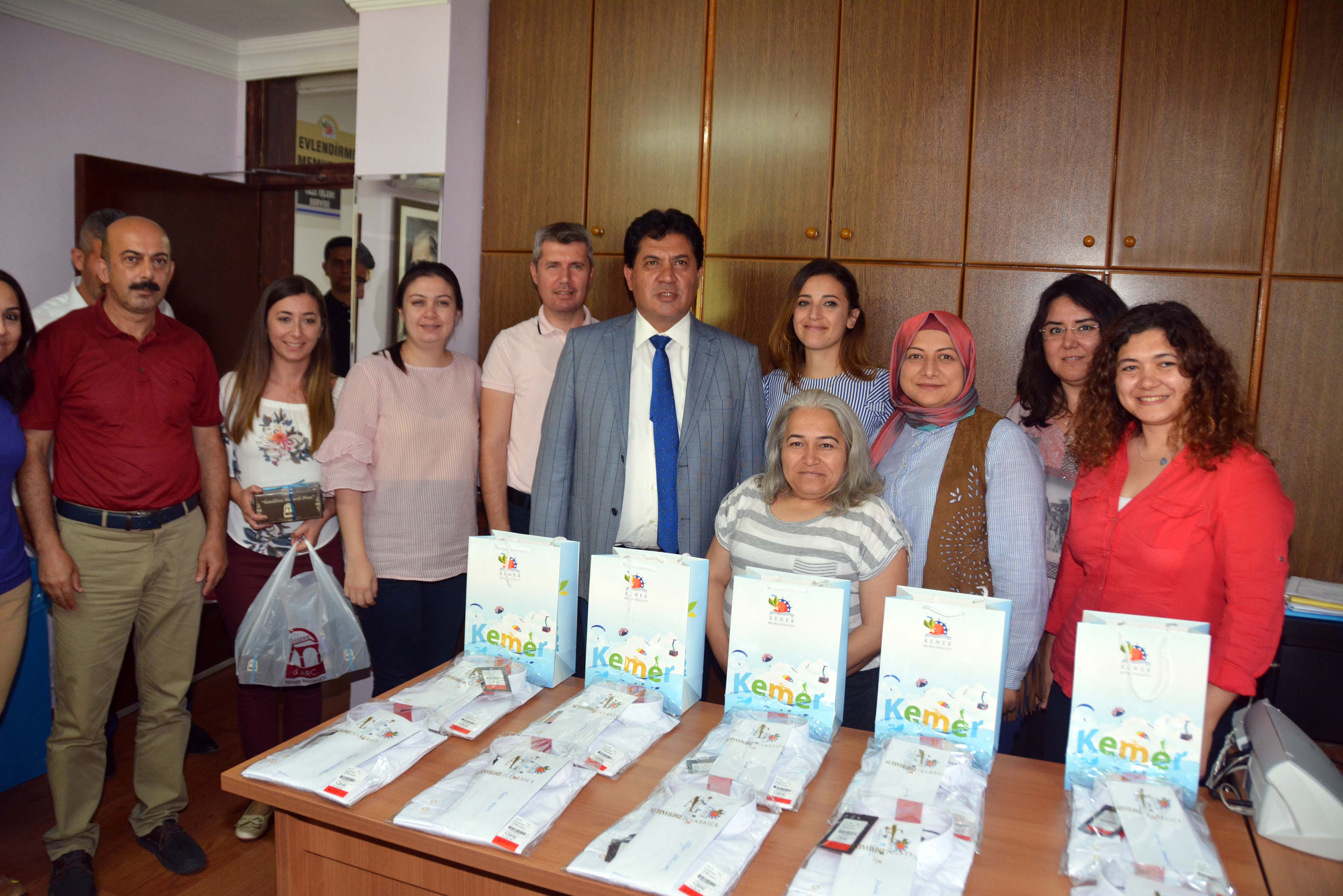 Başkan Gül'den çifte kutlama