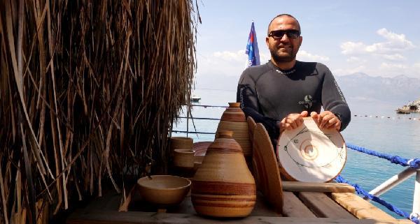 Akdeniz'in antik mutfağı denize daldı