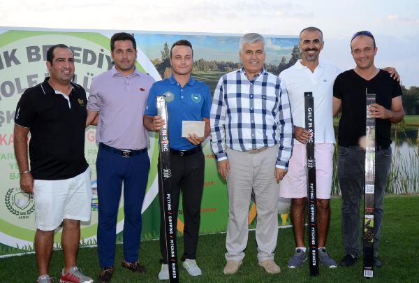 Başkanlık Kupası Ali Altuntaş'ın