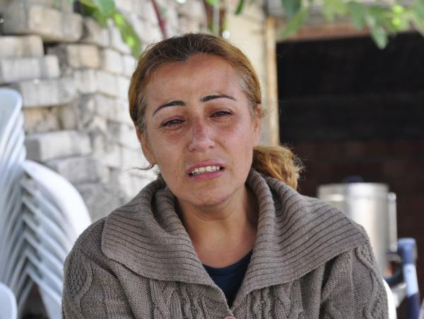Irmakta kaybolan Samet'in annesi: Acı dayanılabilecek gibi değil