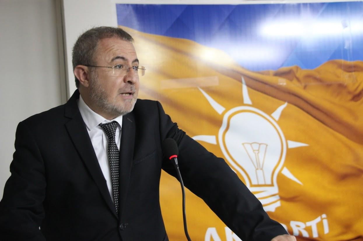 Afyonkarahisar  Ak Parti Danışma Meclis toplantısında Milletvekili aday adayı tanıtımı yapıldı