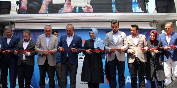 Bakan Çavuşoğlu: Birileri diyor ki 'Vakit tamam'; biz daha yeni başladık
