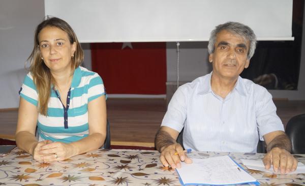 Finike HEM'de istişare toplantısı