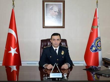 Antalya Emniyet Müdürlüğü'ne Mehmet Murat Ulucan atandı