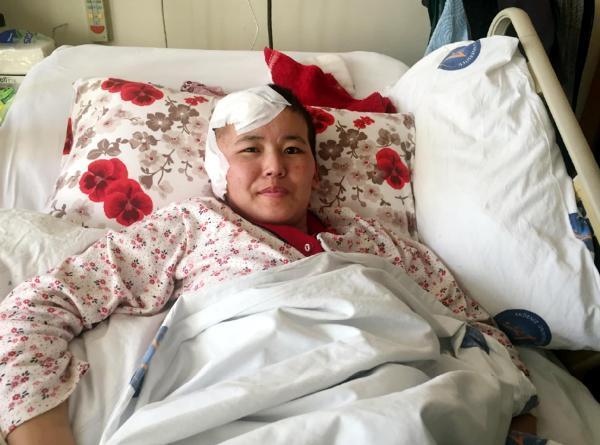 Kırgız kadın davasında, '1 milyon lira istendi' iddiası