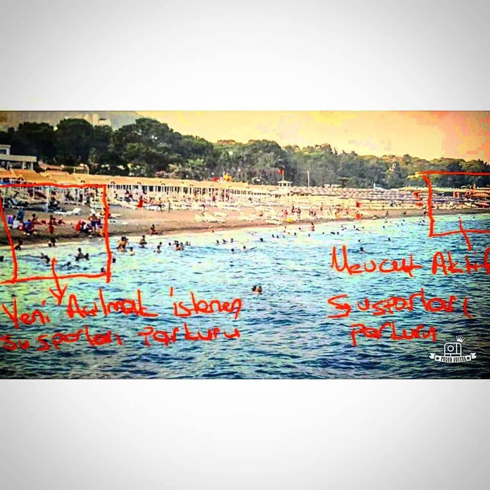 Göynük'te halk plajı sıkıntısı