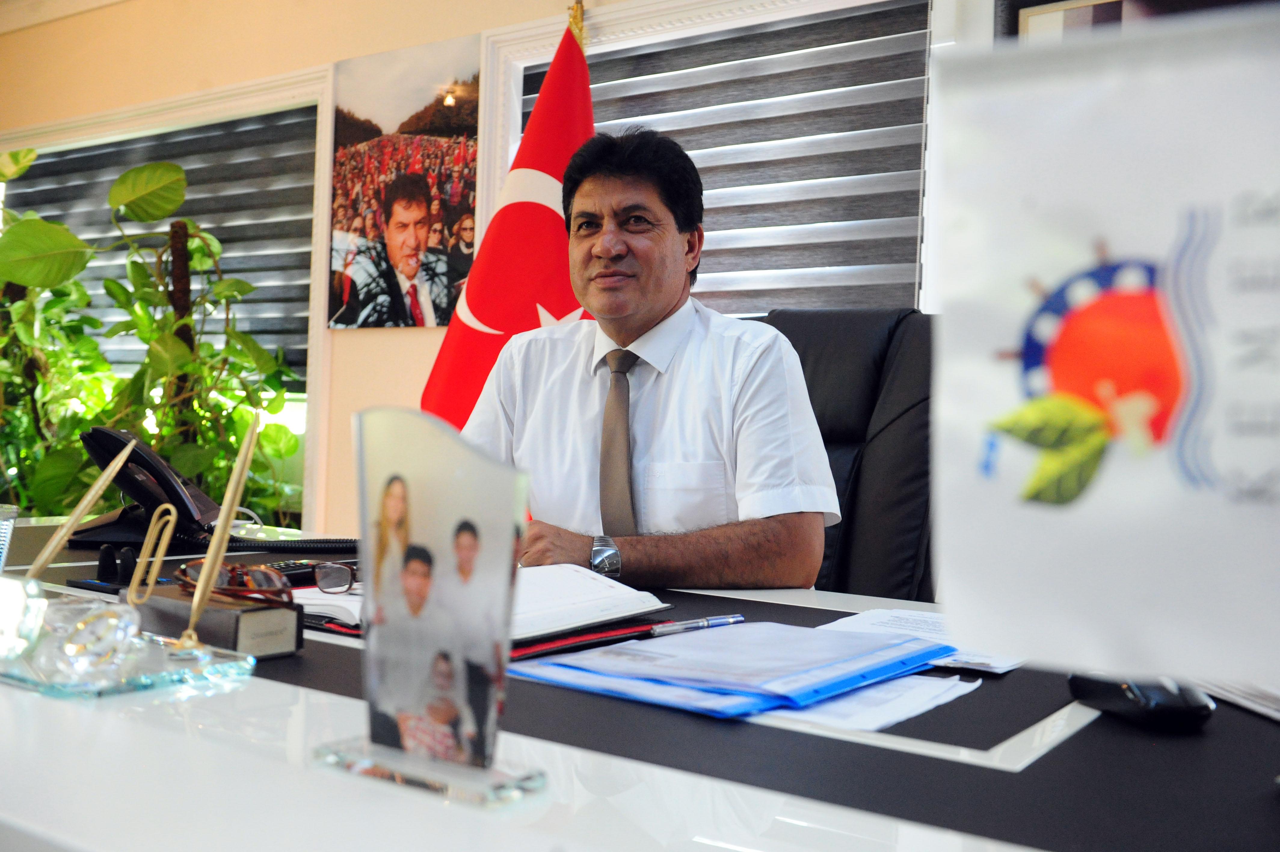 Başkan Gül'den Türel'e çağrı