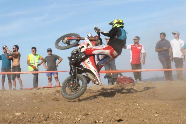 Sea To Sky Enduro Motosiklet Yarışı Plaj Etabıyla Başladı