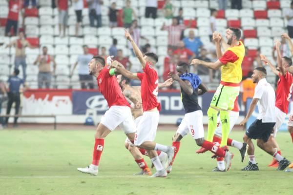 Antalyaspor – Çaykur Rizespor: 2-1