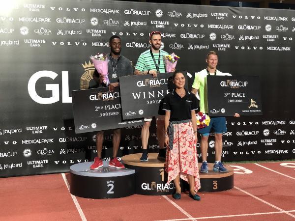Antalya'daki atletizm heyecanı sona erdi