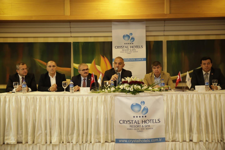 Bakan Ersoy: Potansiyel Sorunları Çözmek İstiyoruz