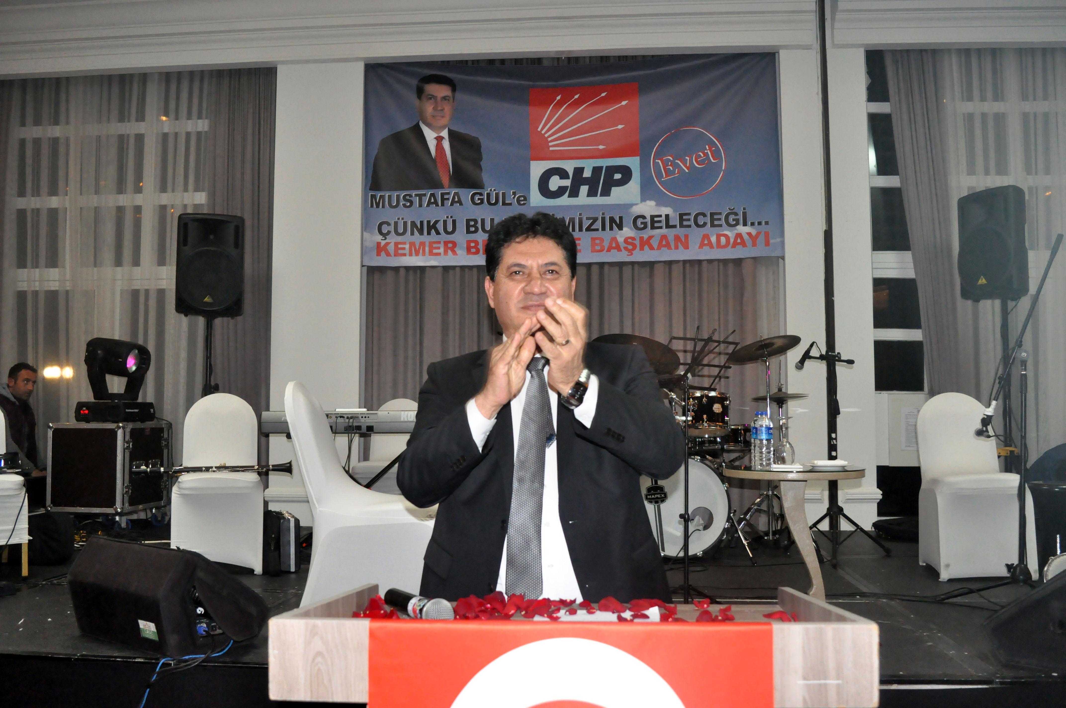 Başkan Gül'den kadınlara teşekkür