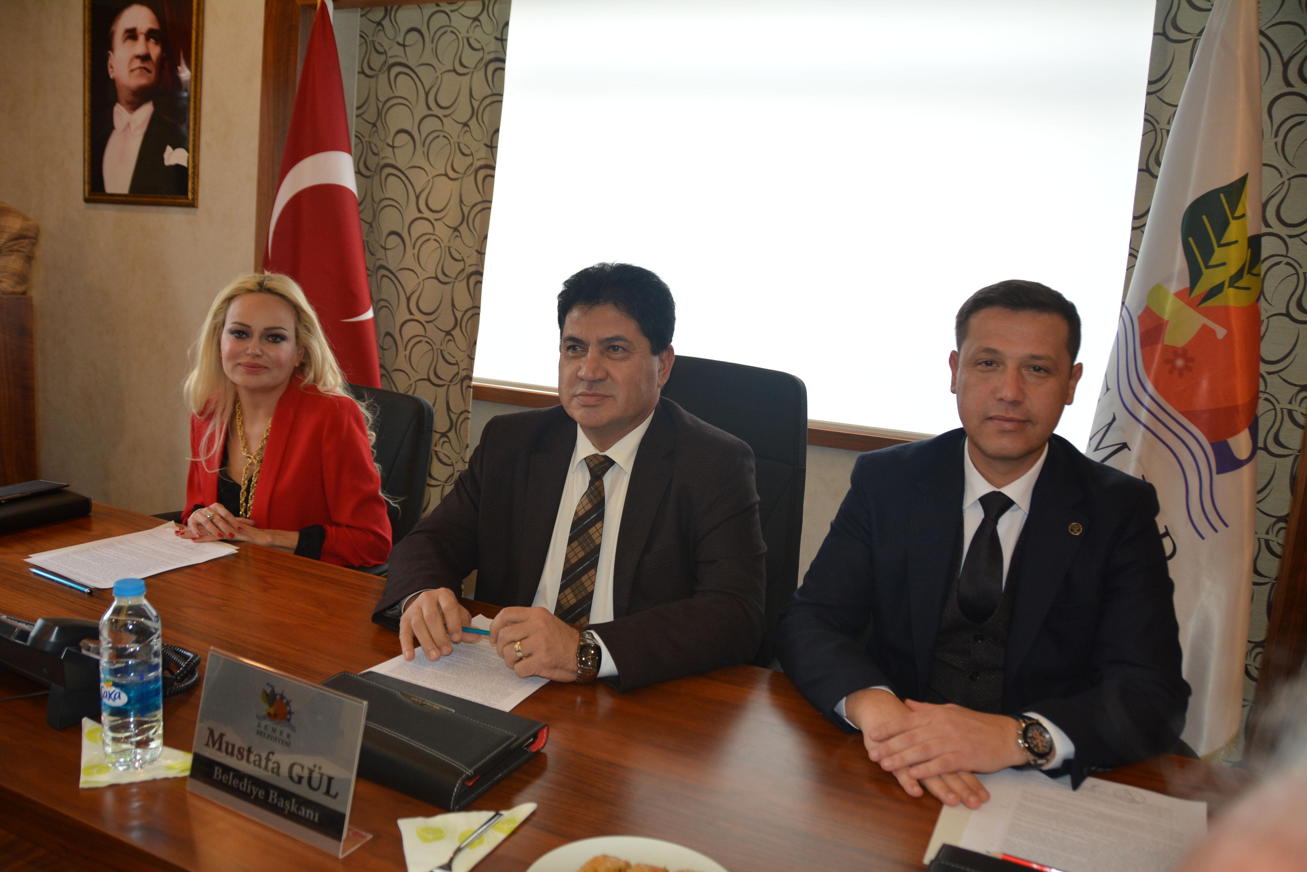 Başkan Gül: 2019 turizmde altın yıl olacak