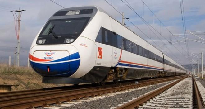 Antalya ile İzmir hızlı trenle bağlanacak