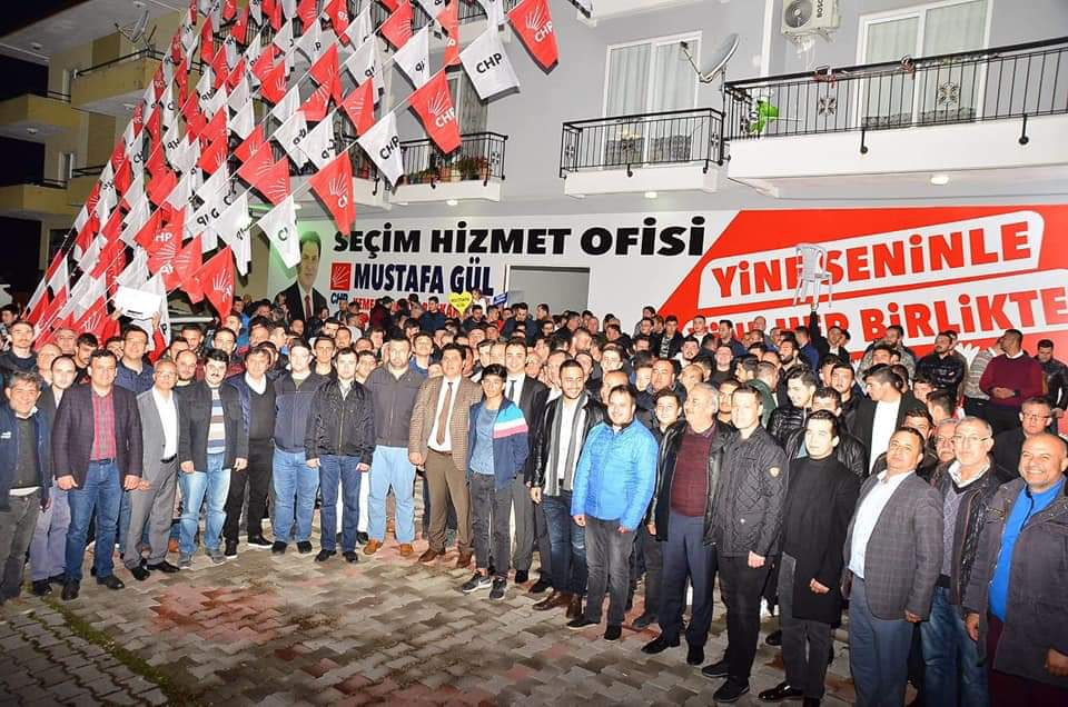Gençler Başkan Gül'e Mart'ın Sonu Bahar Dedi