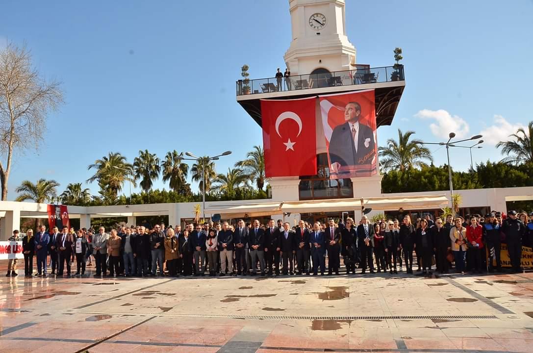 Antalya'nın Fethi Kemer'de Törenle Kutlandı