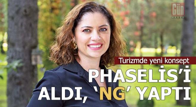 Kemer Göynük Phaselis, NG Phaselis Bay oluyor