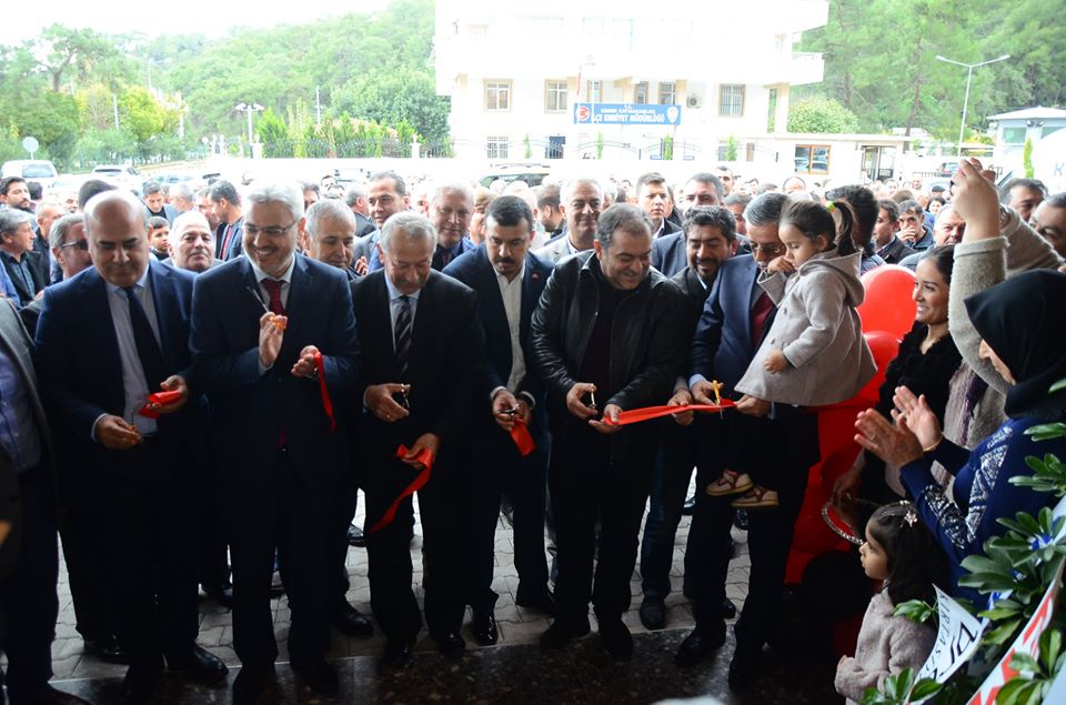 Kasap Hasan Muhteşem Bir Törenle Açıldı!