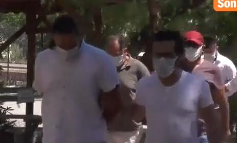 Alıkonulan genç oryantali polis ekipleri kurtardı