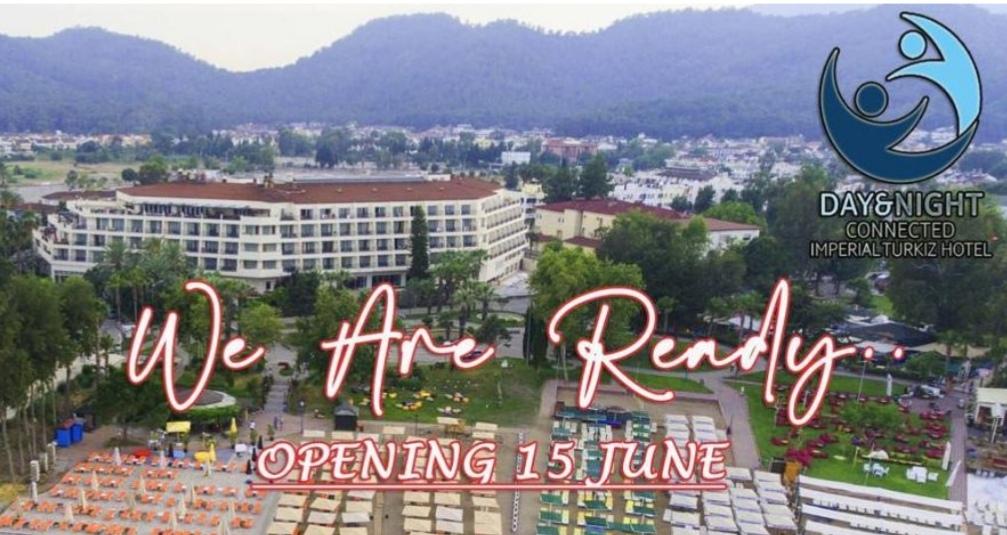 Imperial Türkiz Resort Bugün İlk Misafirleriyle Kapılarını Açtı