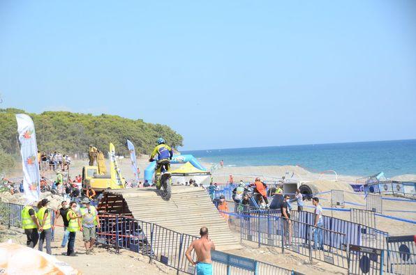 Sea to Sky Enduro Motosiklet Yarışları ilgi çekmedi