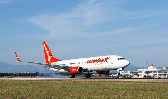 Corendon Airlines uçuş noktası sayısını arttıracak