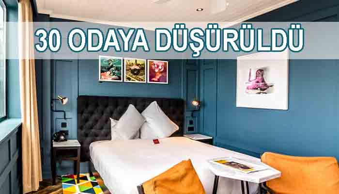 Küçük otellere kötü haber