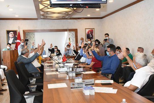 Kemer Belediyesi Ekim Ayı Meclis Toplantısı Yapıldı!