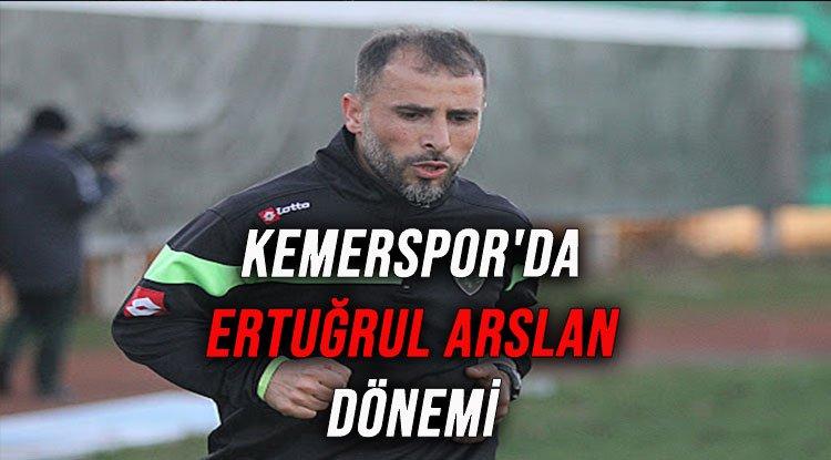 KEMERSPOR'DA ERTUĞRUL ARSLAN DÖNEMİ