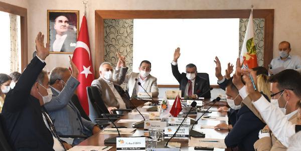 Kemer Belediyesi'nde Kasım Meclisi Yapıldı