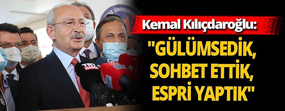Kılıçdaroğlu'ndan son dakika Muhittin Böcek açıklaması