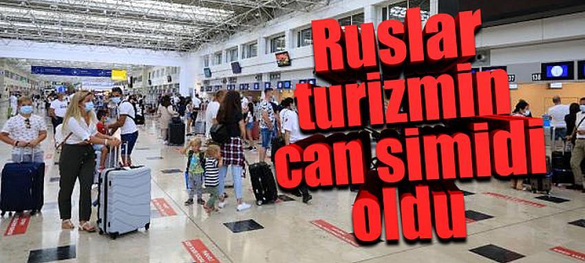 Ruslar turizmin can simidi oldu