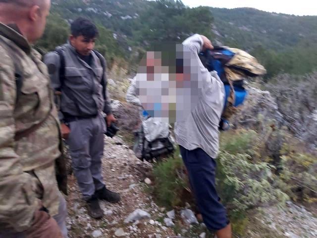 Kemer de kaçak avcılara 21 bin TL para cezası