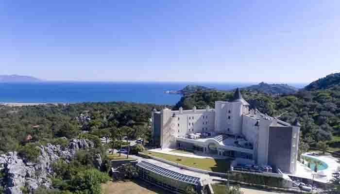 Castle Resort Hotel icradan satışa çıkarıldı