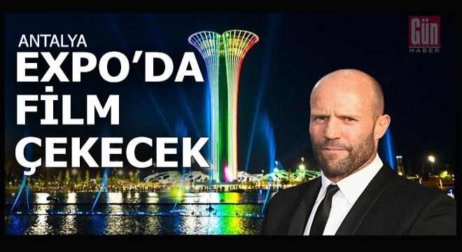 Antalya Expo, Hollywood'a dönüşüyor…