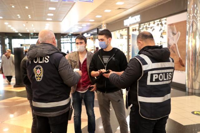 Antalya'da, Güven ve Huzur Uygulaması