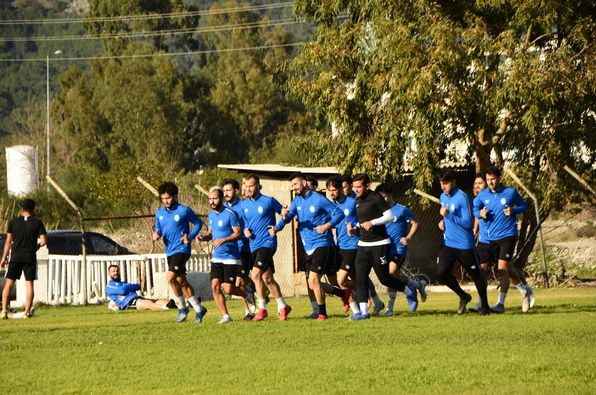 Kemer Spor Nevşehir Spor Maçı Hazırlıklarına Başladı!
