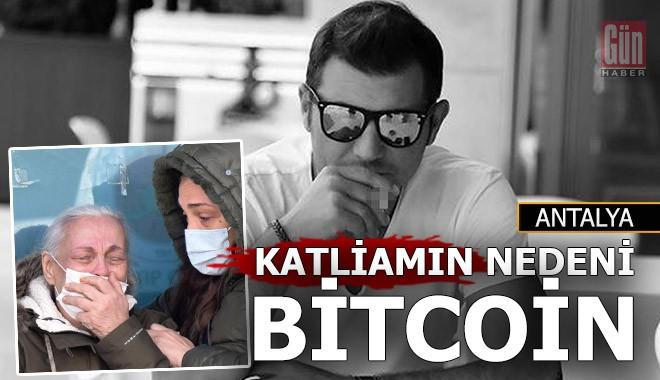 'Yeğenimi Bitcoin yaktı'