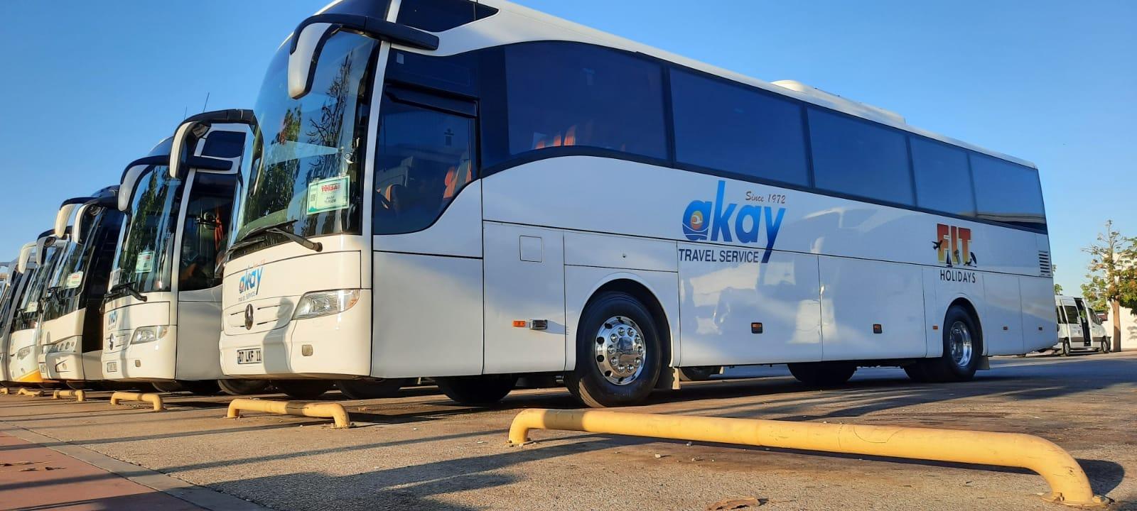 Akay Travel pandemi nedeni ile verilen bir yıllık zorunluaradan sonra sezonun ilk Baltık müşterilerini karşıladı.