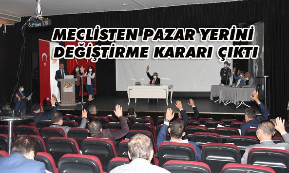 KEMER BELEDİYESİ MAYIS AYI MECLİS TOPLANTISI YAPILDI