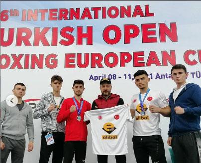 Kick Boks Avrupa Kupası Kemer de  yapıldı