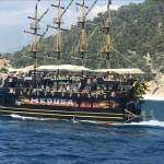 Yatla denize açılmak Antalya'da yasak, Muğla'da serbest