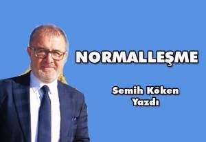 NORMALLEŞME