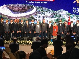AK Parti Antalya Genişletilmiş İl Danışma Toplantısı