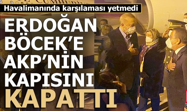 Erdoğan Böcek'in yüzüne güldü arkasından demediğini bırakmadı