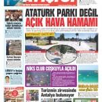 20 Temmuz 2021 Salı  Ayışığı Gazetesi