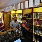 ÇIRALI VE ADRASANDA  25 litre sahte içki ele geçirildi
