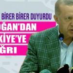Erdoğan, Antalya'da incelemelerde bulundu