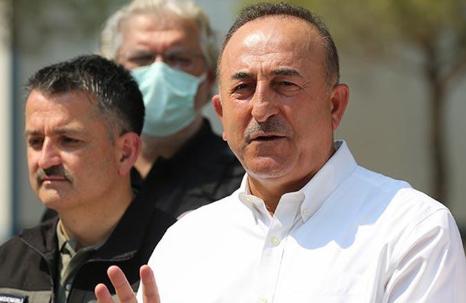Çavuşoğlu: Yeni yangın söndürme uçakları yarın geliyor