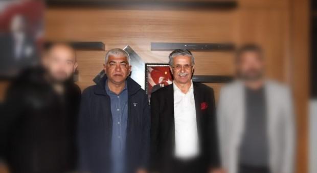 Akşam saatlerinde Kuzdere de silahlar patladı.